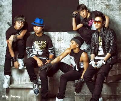 profil dan biodata bigbang k-pop
