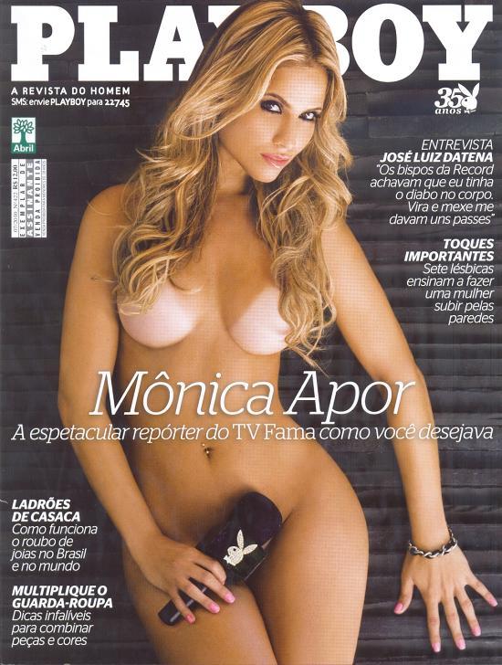 Fotos Playboy Brasil Con Monica Apor Desnuda