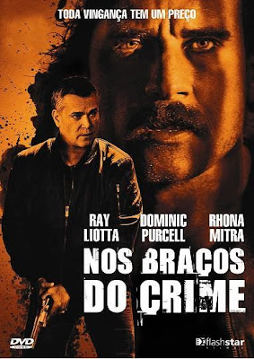Filme Poster Nos Braços do Crime DVDRip XviD Dual Audio & RMVB Dublado