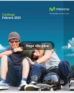 catalogo movistar febrero 2013 ni