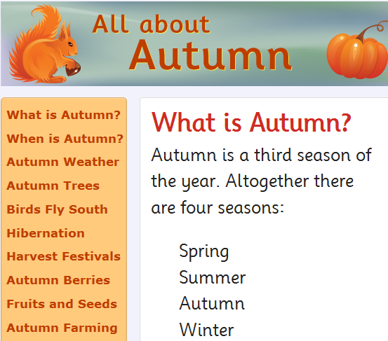 http://www.topmarks.co.uk/autumn/what-is-autumn