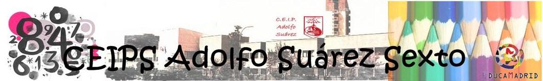 CEIPS Adolfo Suárez Sexto