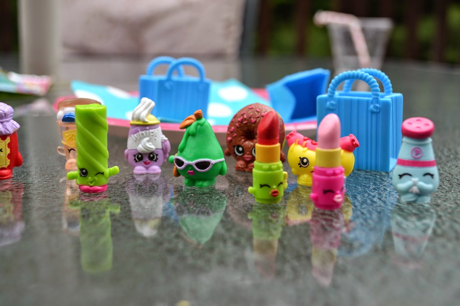 shopkin9 Shopkins Summer Playdate   What a great day with new collectible and a  Shopkins prize pack giveaway!