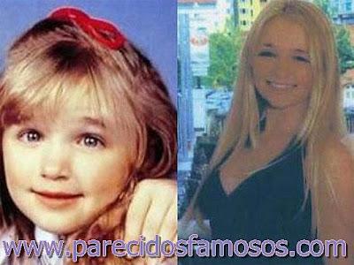 Ivyann Schwan antes y después