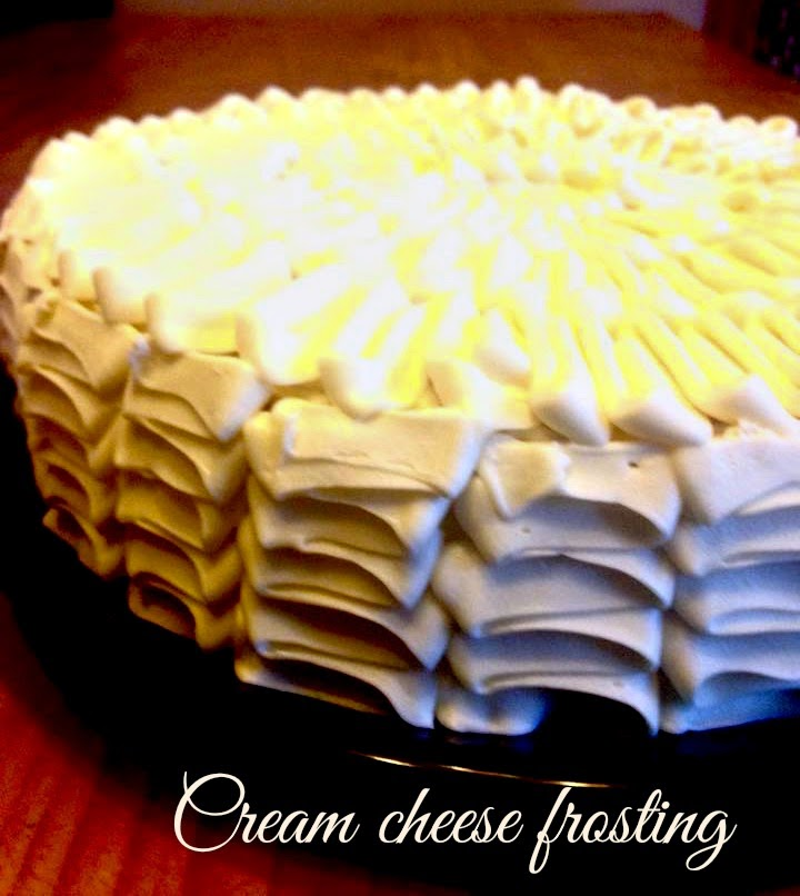 Cream cheese frosting | Kukskitchen