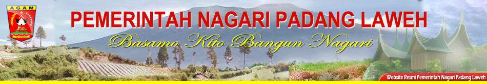 Pemerintah Nagari Padang Laweh