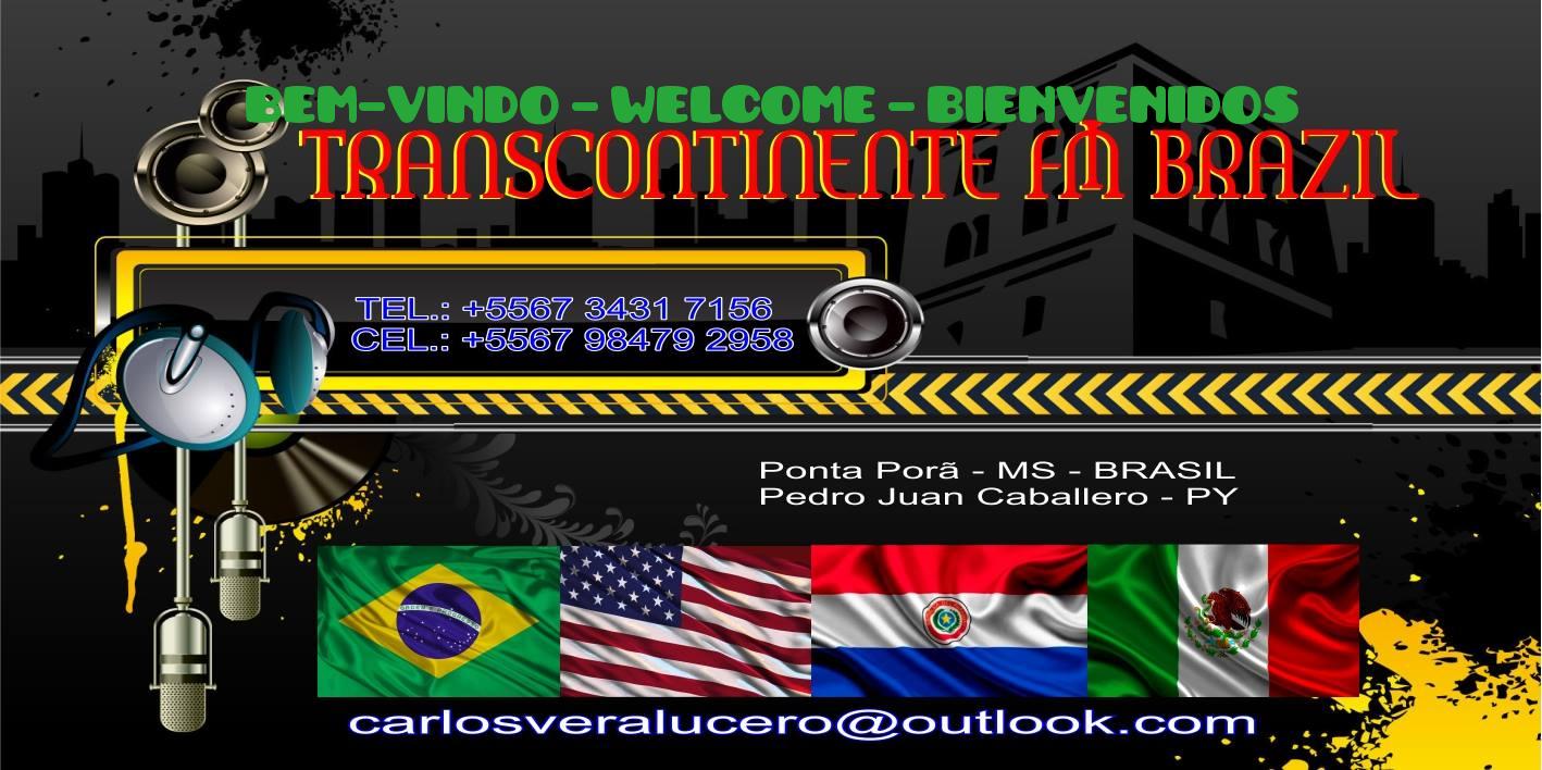 TRANSCONTINENTE FM BRAZIL