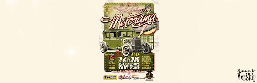 Rockin' Jalopy Motorama 2012