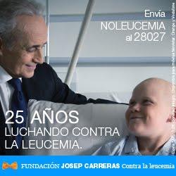 Fundación Carreras contra la leucemia