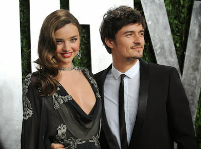 Orlando Bloom, Miranda Kerr Separate After Three Years of Marriage, Couple Confirms