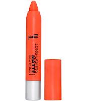p2 Neuprodukte August 2015 - long-lasting matte maxi lipstick 035 - www.annitschkasblog.de