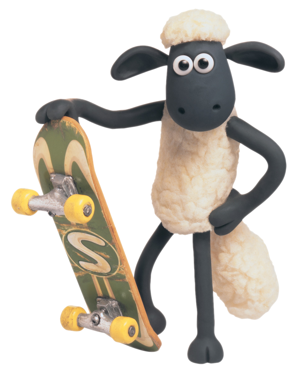 Shaun The Sheep PNG