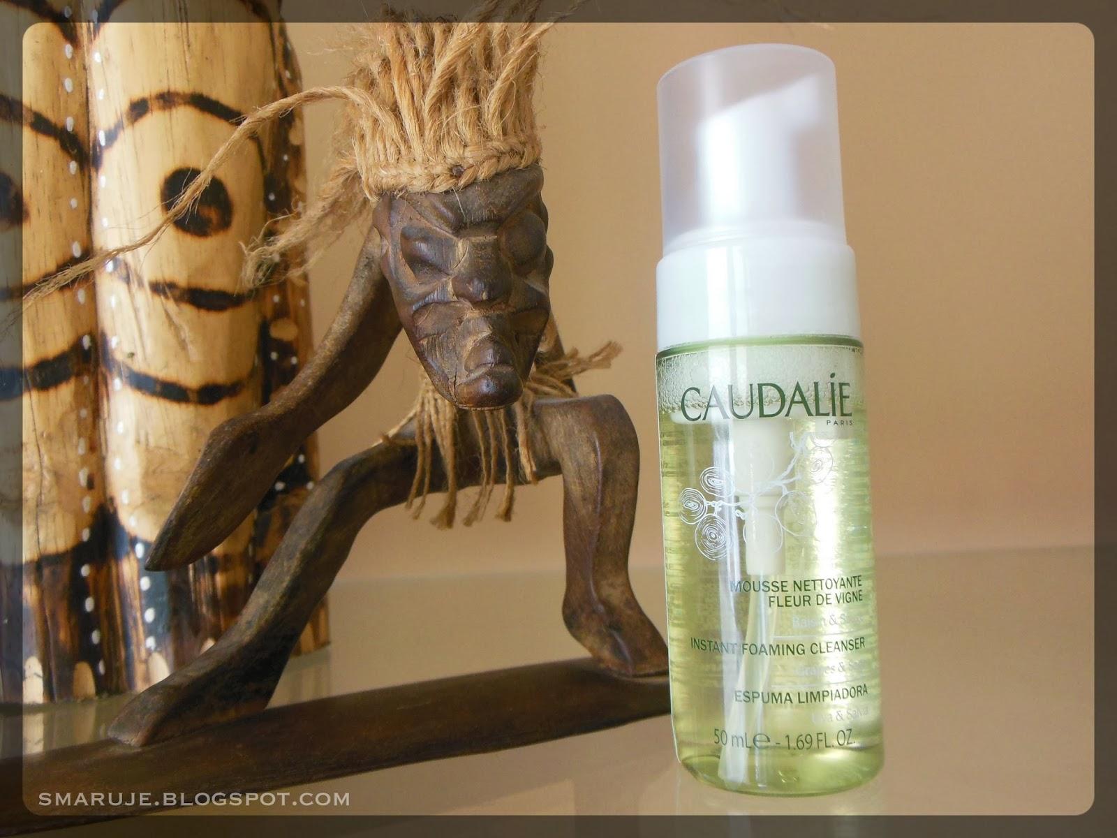 Caudalie – Mousse Nettoyante Fleur de Vigne – pianka do mycia twarzy [recenzja]