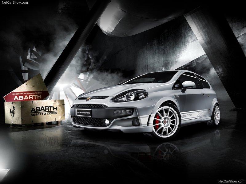 2012 Fiat Punto Evo Abarth esseesse