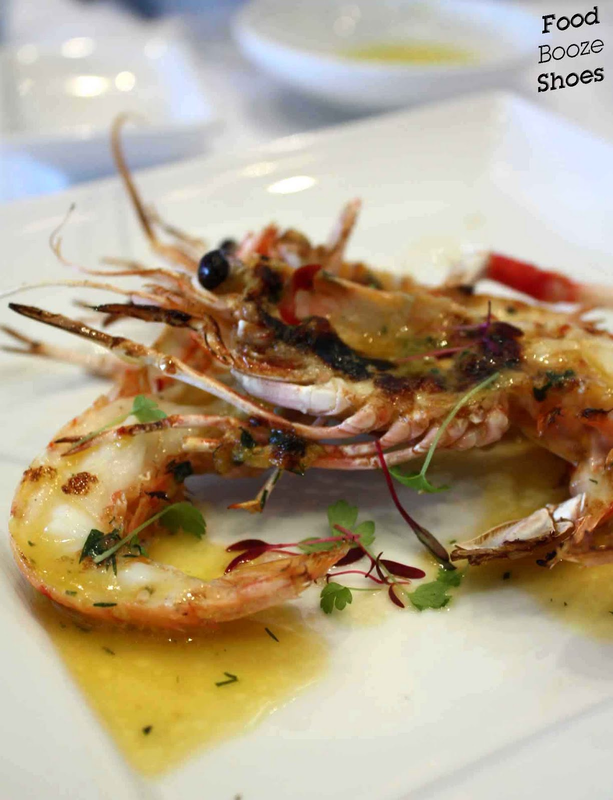 ... scampi grilled scampi with sambal matah recipe sbs food grilled scampi