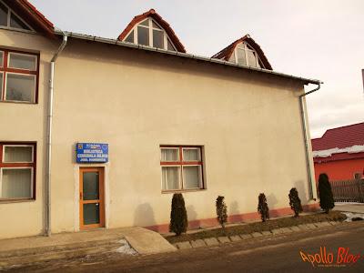 Biblioteca comunala Bilbor