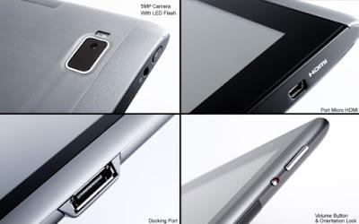 Spesifikasi Harga Acer Iconia Tab A500 Review | HP Terbaru 2012