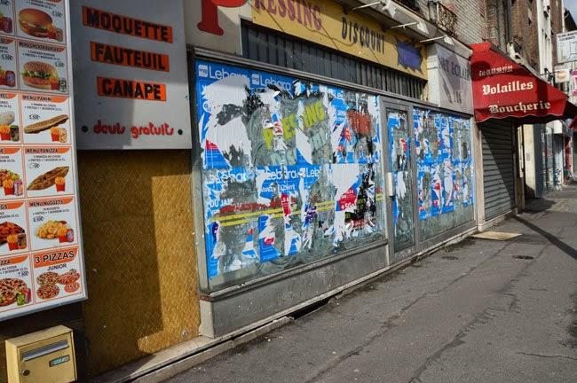 commerce situé avenue de la Division Leclerc
