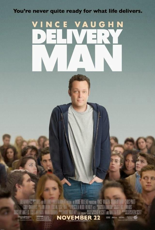 La película Delivery Man ( Una familia numerosa )