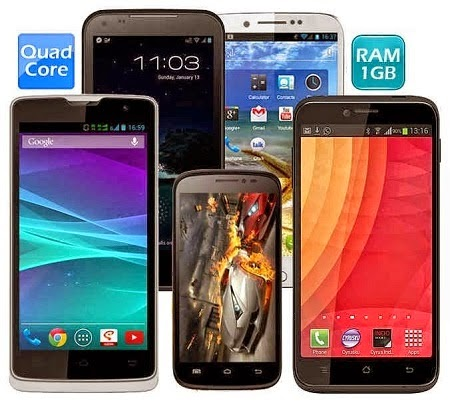 HP Android RAM 1GB Murah