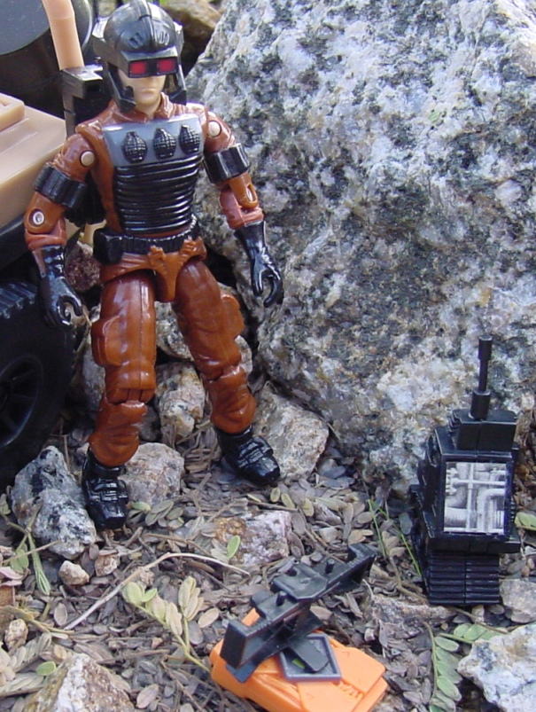 1989 Night Force Lightfoot, TRU Exclusive