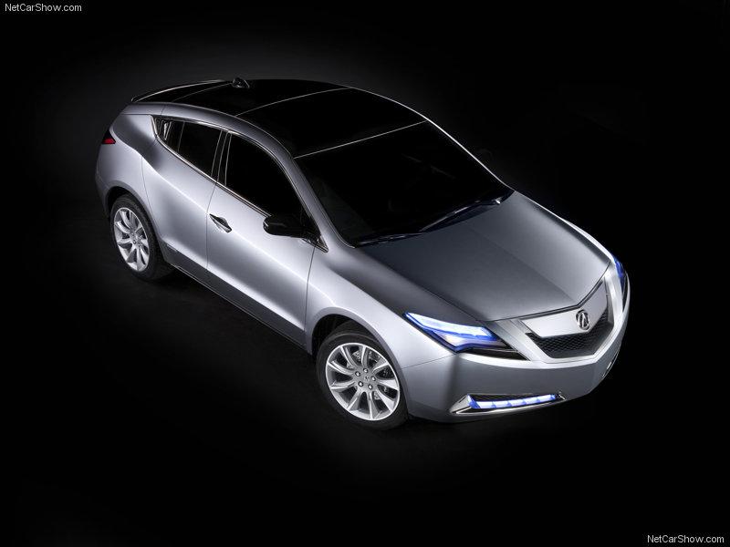 bouncar: Acura ZDX Concept