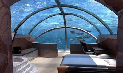 Future Hotel Room