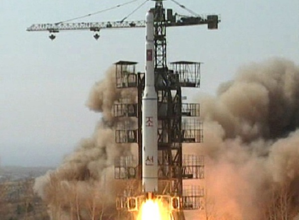 North Korea Rocket Lauch CDR-King