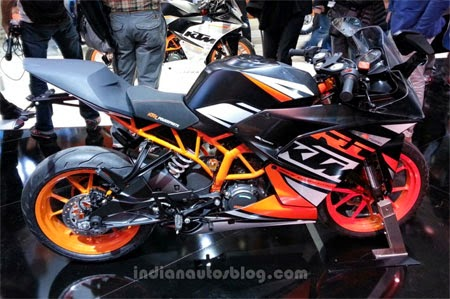 KTM RC200 terbaru 2015