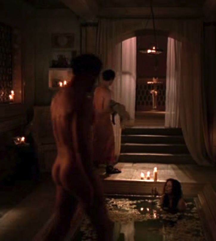James Purefoy in Rome 2005 naked guys in movies
