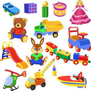 peluches, muñecas y coches para imprimir