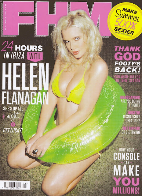 Helen Flanagan hot bold avatar