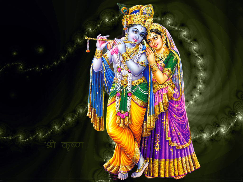 Radha krishna pictures hd wallpapers - Krishna god pic download ...