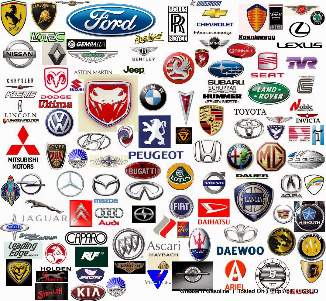 European Luxury Car Logos More Info