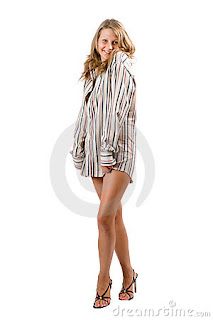 Unique Girls Wearing Only Pajama Tops Women S Sheer Stretch Mesh Amp Satin
