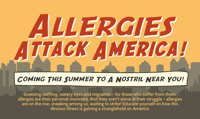 Allergies Attack America!