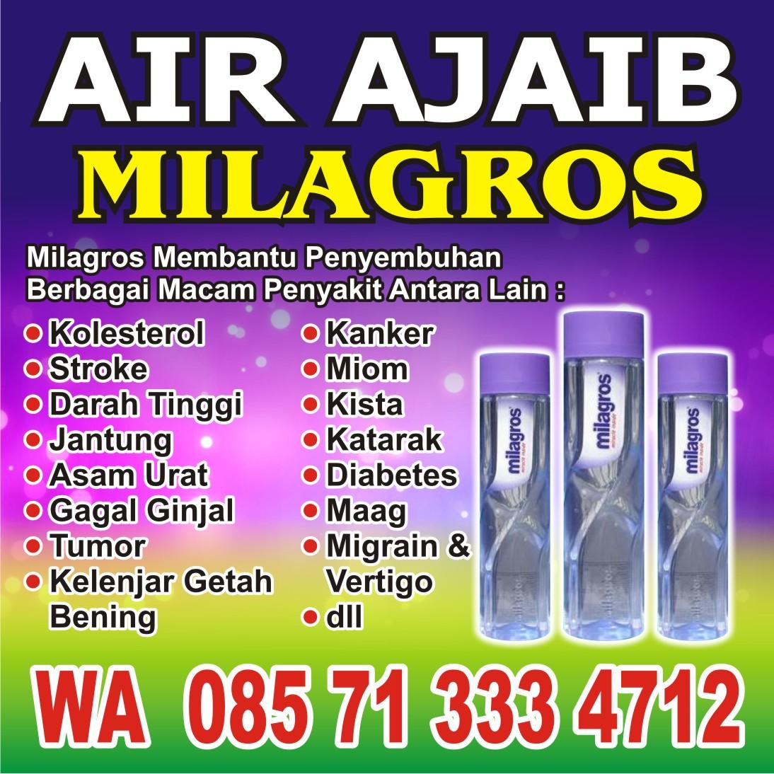 Air Obat Berbagai Jenis Penyakit