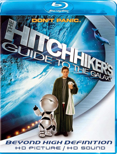 The Hitchhiker's Guide to the Galaxy (2005) [720p]