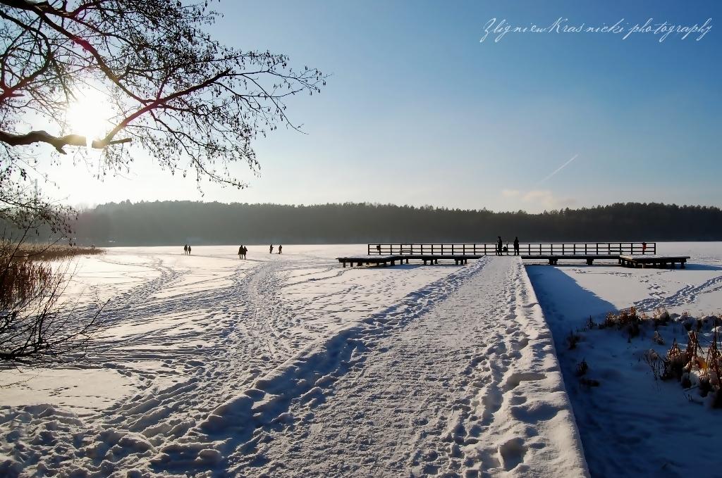 Olsztyn. Jezioro Kortowskie