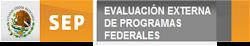 Evaluación Externa de Programas Federales