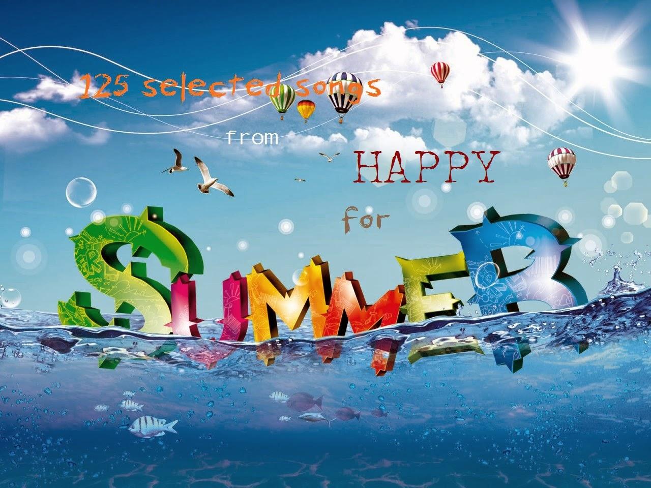 Download [Mp3]-[Summer Song] รวม 125 เพลงไทยคัดมาอย่างเพราะต้อนรับฤดูร้อน : 125 selected songs from Happy for Summer [Shared] 4shared By Pleng-mun.com