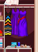 Уборка в гардеробе - Онлайн игра для девочек