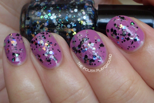 Leesha's Lacquer Butterfly Dancer