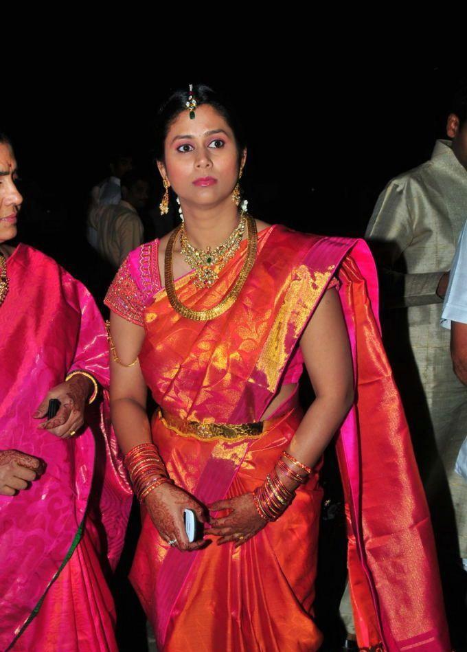 Hairstyle Coiging Allu Arjun Wedding