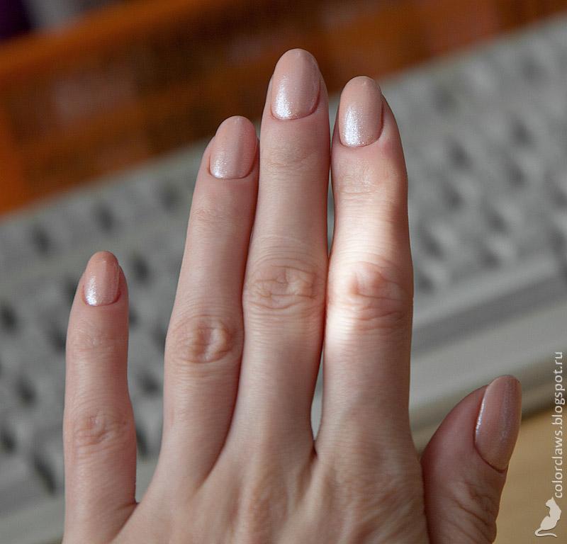 Nails inc. Elisabeth Street + Orly Cut the Cake