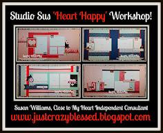 'Heart Happy' Scrapbooking Workshop!