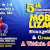 UM CONVITE ESPECIAL PARA VOCÊ! (Folheto virtual da 5ª Mobilização Evangelística)