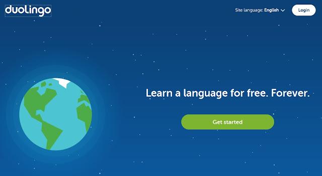 منصة Duolingo تعلم اللغة الأجنبية مجانا دون قيود..