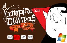 El vampiro con diarrea