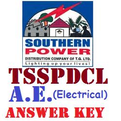 TSSPDCL AE Key 22.11.2015